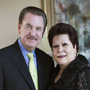 Pastors Phil and Barbara Privette, Sr.