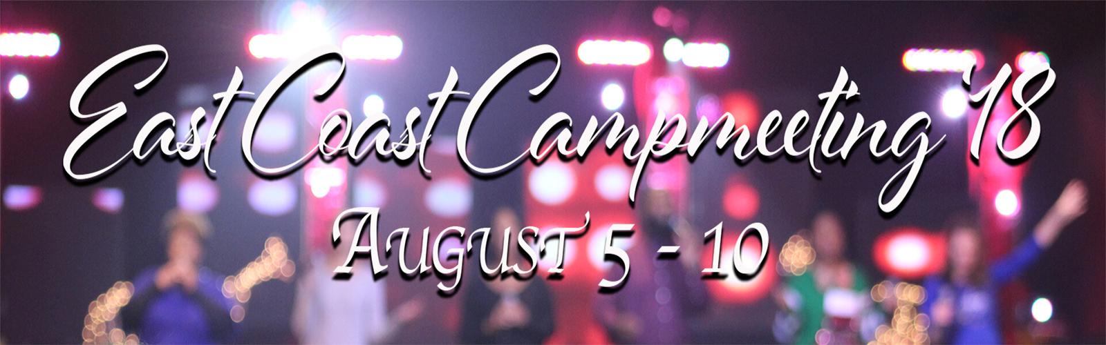 Campmeeting 2018